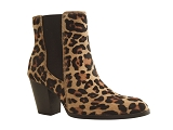 VERMAND FOX JAGUAR:BEIGE/MULTI DOM. CUIR/REQINS