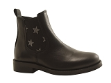 LITTLE MARY KID SHOE TOBY<br>noir