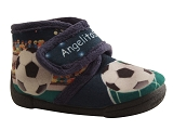 PH52711 136 FUTBOL:BLEU MARINE/TISSU LAINE/BOTTY SELECTION Kids