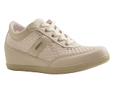 PBQ13626 PH52711:BLANC/MULTI DOM. CUIR/Enval Soft