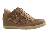 DERBY E04 PH52711:BEIGE/MULTI DOM. CUIR/Enval Soft