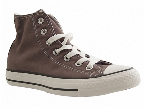 Converse adulte ctas seasonal  hi gris anthracite