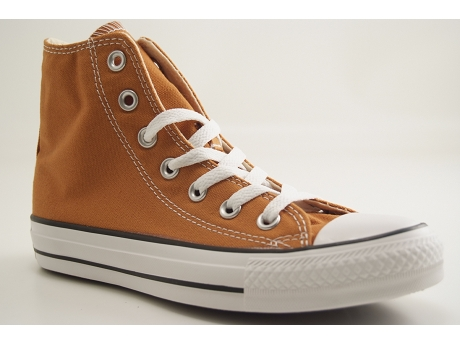 Converse adulte ctas core hi marron clair