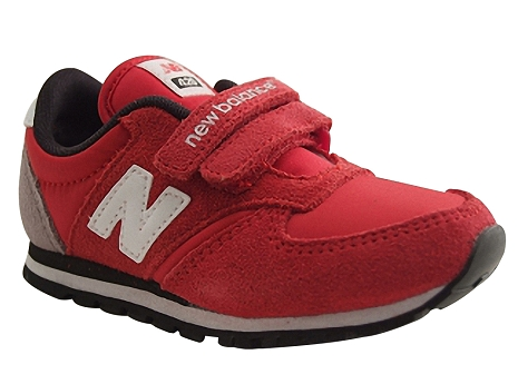 New balance kids ke420 rouge