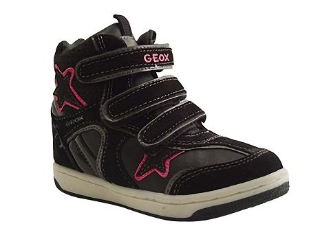 Creamy B Enfants Geox Enfants Noir Geox RjAL3q54