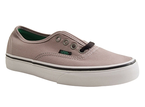 Vans authentic pop gris clair