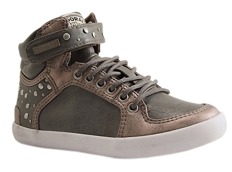 Kaporal shoes sashay gris clair