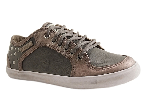 Kaporal shoes saela gris clair