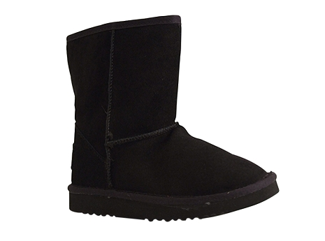 Dude alpe boot noir