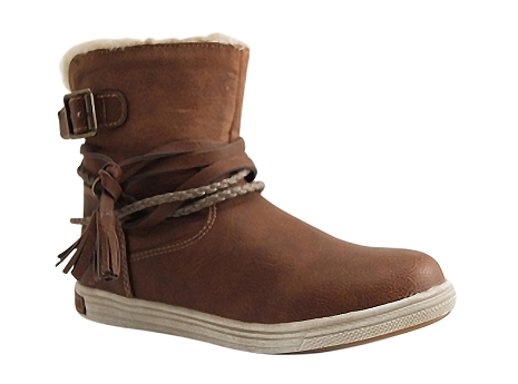 Tom tailor boot1003800 marron
