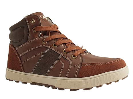 Botty selection hommes 1003719 sneakers brun