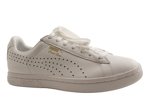 Puma adultes court star nm blanc