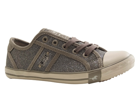 Mustang shoes 5803 308 gris clair