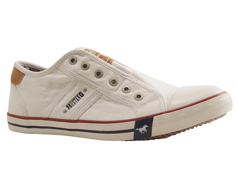 Mustang shoes 4058401 blanc