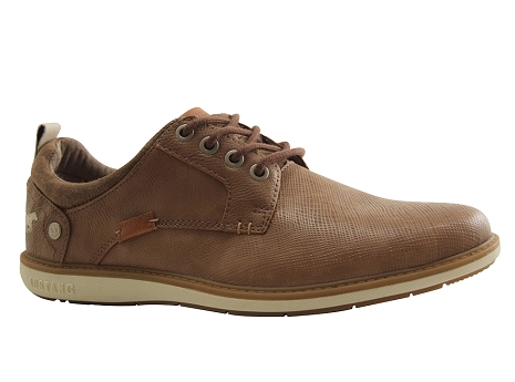 Mustang shoes 4111 304 taupe