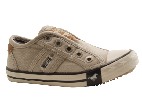 Mustang shoes 5803 405 gris clair