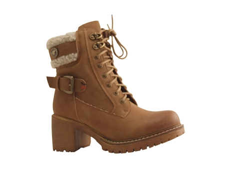Botty selection femmes 101311boots camel