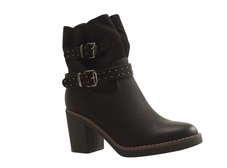 Botty selection femmes boot pi3444 noir