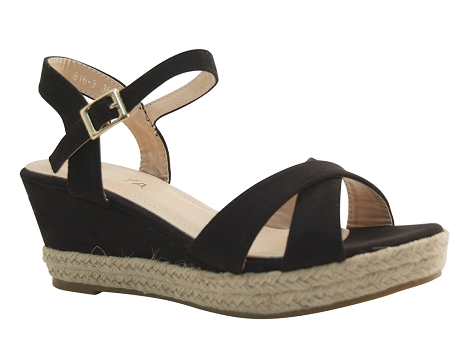 Botty selection femmes sandal 816 noir