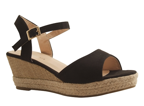Botty selection femmes sandal 815 noir