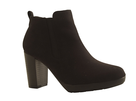 Botty selection femmes boot hk 3841 noir