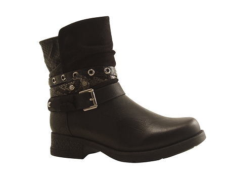 Botty selection femmes boot m292 1 ery noir