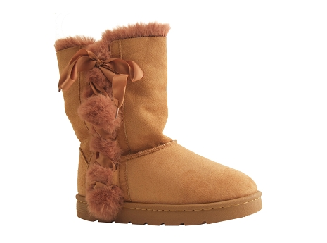 Botty selection femmes botte577 16 diam camel