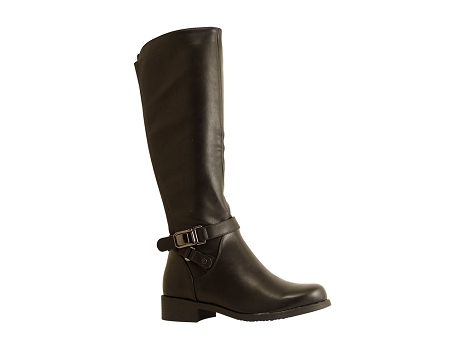 Botty selection femmes botte s6314 diam 15 noir