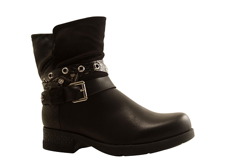 Botty selection femmes boot m292 1206 er noir
